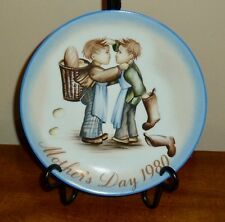 Schmid/Berta Hummel1980 Mother'S Day Plate Collector Plate - Perfect!