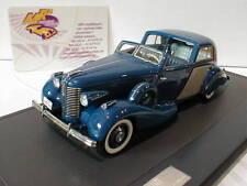 Matrix 50206-051 # Buick Series 80 Opera B.Fernandez & Darrin Bj.1938 blau 1:43
