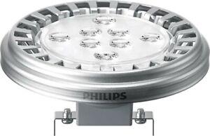 Philips AR111 LED 10w 12v Bulb - 40d Beam Angle - 3000K / Dimmable
