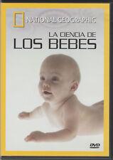 *National Geographic: La Ciencia de Los Bebes (DVD)