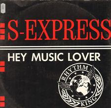S'EXPRESS - Hey Music Lover - Rhythm King