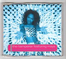 (HA893) The Tamperer Feat. Maya, If You Buy This Record... - 1998 CD