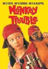 Monkey Trouble DVD (1994) Thora Birch, Mimi Rogers, Harvey Keitel, Franco Amurri