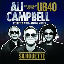 Silhouette Legendary Voice of Ub40 0782388096126 by Ali Campbell CD