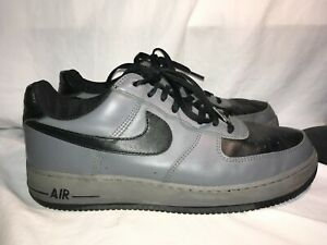 Nike Air Force 1 2003 Lt Graphite / Black Size US 12