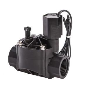 Rain Bird Irrigation 100-HV – Irrigation Solenoid valve, 24V, 1 inch