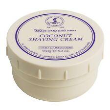 Taylor of Old Bond Street Shaving Cream Coconut 150g