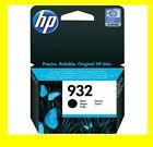 Original Cartouche HP 932 noir/ Noir HP Officejet 6100 6600 6700 7110 Neuf