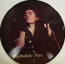 """The Psychedelic Furs(12"""" Vinyl Picture Disc)Limited Edition Interview-MM 1257-/E"""