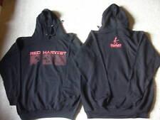 RED HARVEST INTERNAL PUNISHMENT BLOCKS HOODIE XL NEW