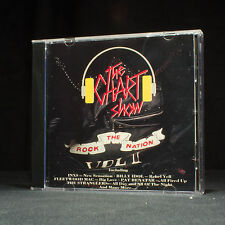 The Chart Show Rock The Nation - Vol.2 - Fleetwood Mac, INXS - music cd album