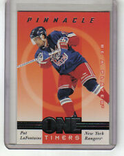 97/98 BE A PLAYER *ONE TIMERS* PAT LaFONTAINE