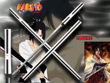 Naruto Animation Sasuke Kusanagi Sword WHITE w/ Single Sword Stand