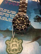 Steeldive Diver Watch Sub Auto Seiko NH35 Sapphire 41mm Stainless Ceramic 200m