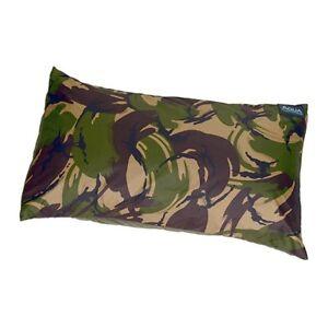 Aqua Camo Pillow Cover 408225