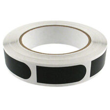 "Storm 3/4"" Black Smooth Bowling Ball Thumb Tape Pack Roll 500 Ct"