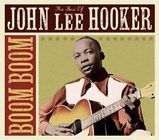 John Lee Hooker - Boom Boom (The Best of [Music Club Deluxe], 2010) {CD Album}