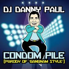 DJ Danny Paul - Condom Pile: Parody of Gangman Style [New CD] Manufactured On De