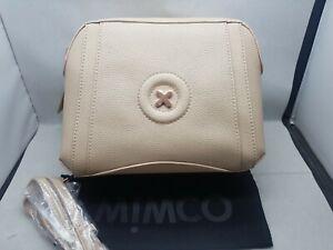 BNWT MIMCO LEATHER FANTASY HIP BAG RRP 199