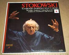 Stokowski TCHAIKOVSKY Symphony No.4 SCRIABIN Etude - Vanguard VCS-10095 SEALED