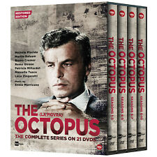 The Octopus: The Complete Series 21 DVD Set - Region 1 (US & Canada)