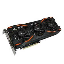 GIGABYTE NVIDIA GeForce GTX 1080 Windforce OC 8GB GDDR5X DVI/HDMI/3DisplayPort