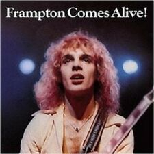 "Peter Frampton ""Frampton Comes Alive"" CD 14 tracks nuovo"