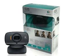 New Logitech C525 720P HD Webcam 8MP Autofocus Photo Video Calling **BRAND NEW**