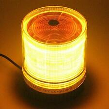 Car Truck 12 Volt Magnetic Warning Strobe Emergency Light Beacon Orange / Amber