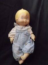 "Vintage 1977 Hallmark Betsey Clark Doll Made in Hong Kong 12"" Tall BLUE"
