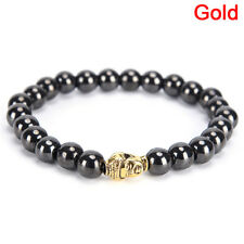 Weight Lossbracelet Magnetic Magnet Handstring Therapy Bracelet Healthy Carehgu Gold