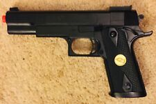 New listing Double Eagle P169 1911 Competition Pistol Spring Airsoft Gun (Black) 25968