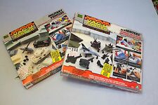 Magic Maker Vac-U Former Military Vehicles Air Fighters New NOS Plastic Pak Toy