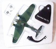Atlas Editions 1 144 Die Cast Heinkel He 111 No 4646103 &