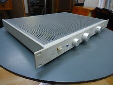 PERREAUX SM3 Stereo Preamplifier A Class Phono Input MM MC LOAD USED JAPAN 100V