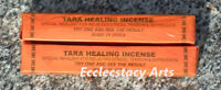 2 Tibetan Tara Healing Incense 2 x 25, 50 Sticks Traditional, (Stress Relief)