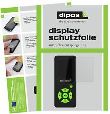 6x Bertronic BC07 Royal MP3-Player Schutzfolie matt Displayschutzfolie Folie