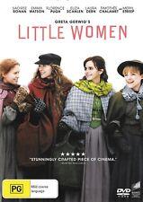 Little Women DVD Region 4 Emma Watson Meryl Streep