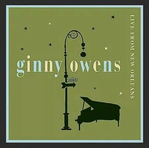 Live From New Orleans by Ginny Owens CD