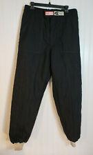 Fire Suit Pants Rjs Safety Racing Equipment Xl Black White Stripe Sfi 3-2A/5