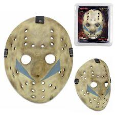 Enmascarar Jason Voorhees Viernes 13th Part 5 mask Prop réplica Viernes 13 Neca