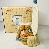 Cherished Teddies Smooth Sailing Music Box Love Will Keep Us Together 624926