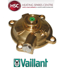 VAILLANT MAG 125/7 WATER VALVE UPPER 013034 - GENUINE - FREE 1ST CLASS POSTAGE