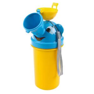 Portable Potty Urinal Emergency Toilet Car Travel Pee Bottle for Boys