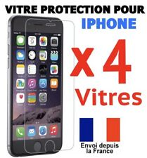 VERRE TREMPE IPHONE VITRE  FILM PROTECTION ECRAN 11 PRO MAX SE 2020 6 7 8 X XR