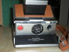 Vintage POLAROID SX-70 Alpha 1 Instant Camera