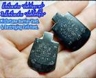 Thai Amulet Thunder Axe Yant Supernatural Power Energy Protection Evil Spirits