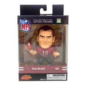 TOM BRADY TAMPA BAY BUCCANEERS BIG SHOT BALLER ACTION FIGURE NEW IN BOX NFL
