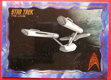 "STAR TREK TOS 50th Anniversary - ""THE CAGE"" - GOLD FOIL Chase Card #8"