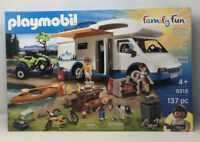 Playmobil #9318 Camping Adventure 137 Piece